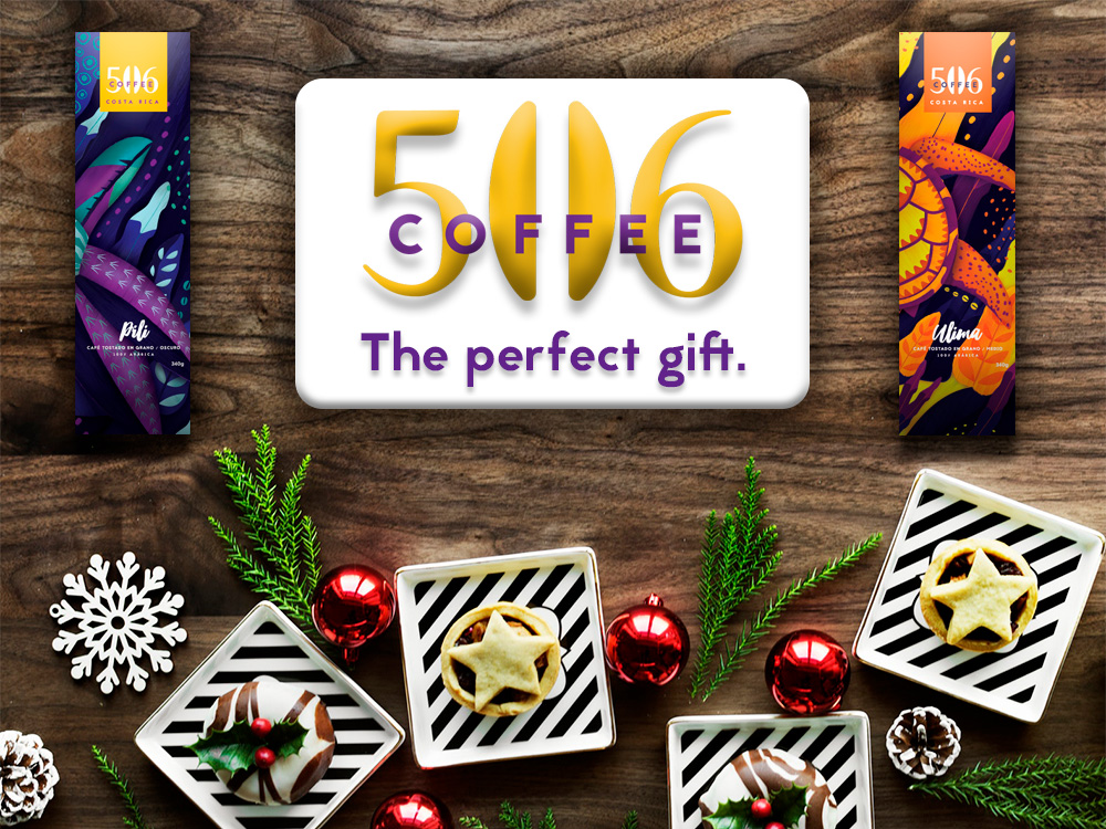 Coffee 506 - The Perfect Gift
